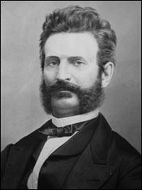 Serranus Clinton Hastings, the first Chief Justice of California (1850–1852).