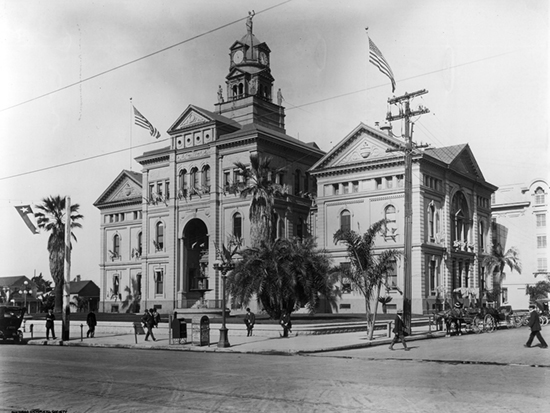 San Diego County Courthouse