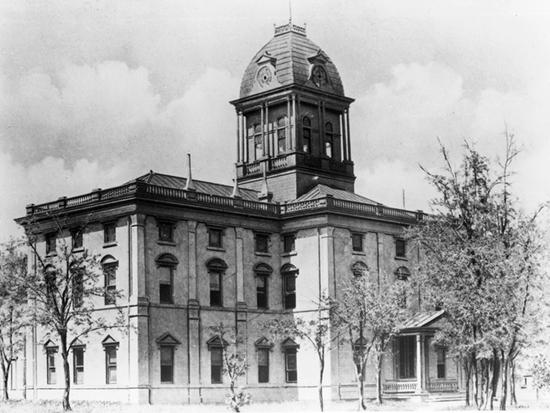 Siskiyou County Courthouse