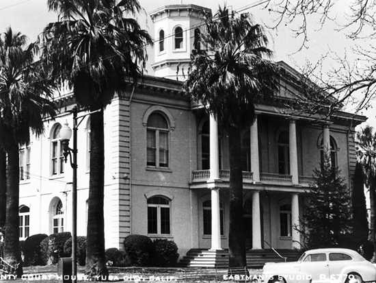 Sutter County Courthouse