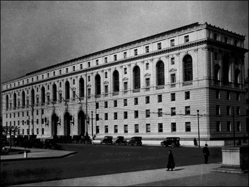 State Building, 350 McAllister Street (1923-1989, 1999-present)