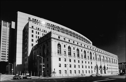 350 McAllister Street (Earl Warren Building), State Building Complex (1999-present)