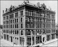 The court was located at 305 Larkin Street, San Francisco, from 1890 to 1896.