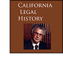 California Legal History 2008