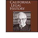California Legal History 2009