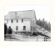California Courthouses: Alpine County