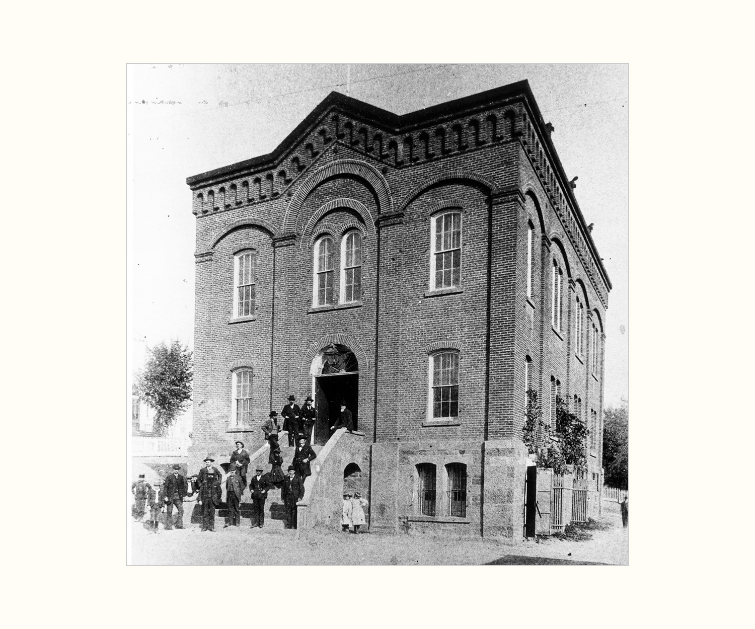 California Courthouses: Amador County