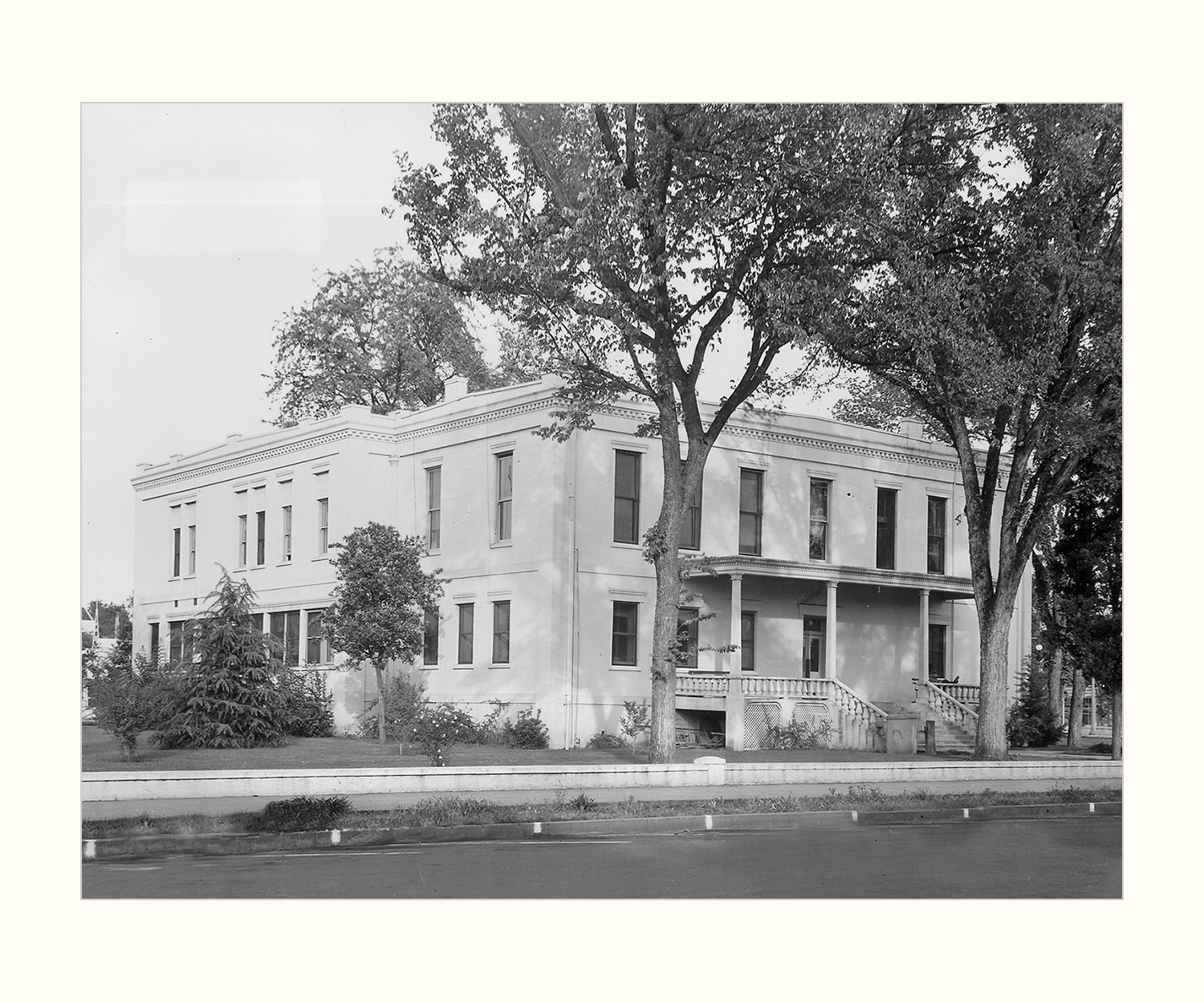 California Courthouses: Butte County