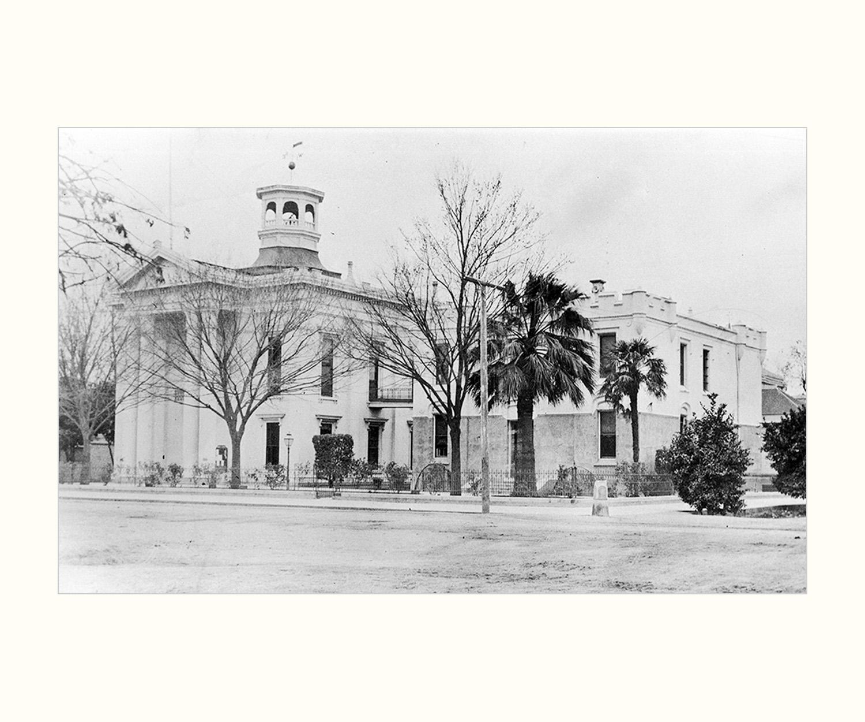 California Courthouses: Colusa County