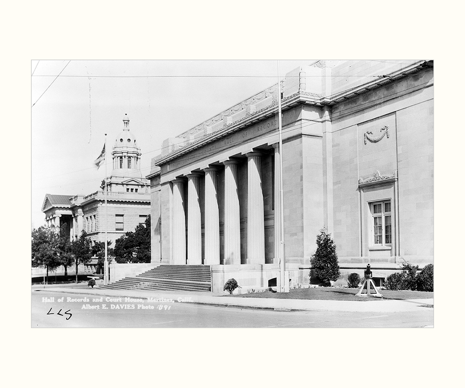 California Courthouses: Contra Costa County