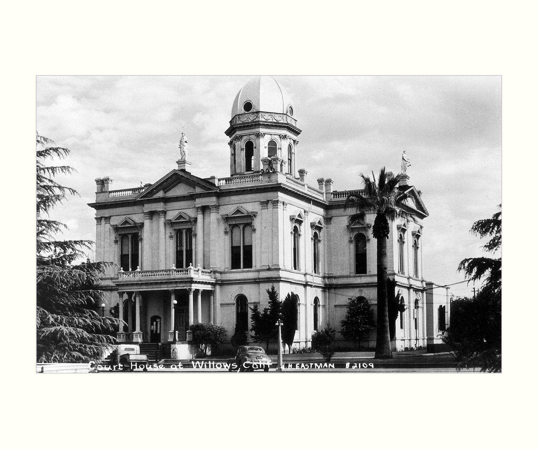 California Courthouses: Glenn County