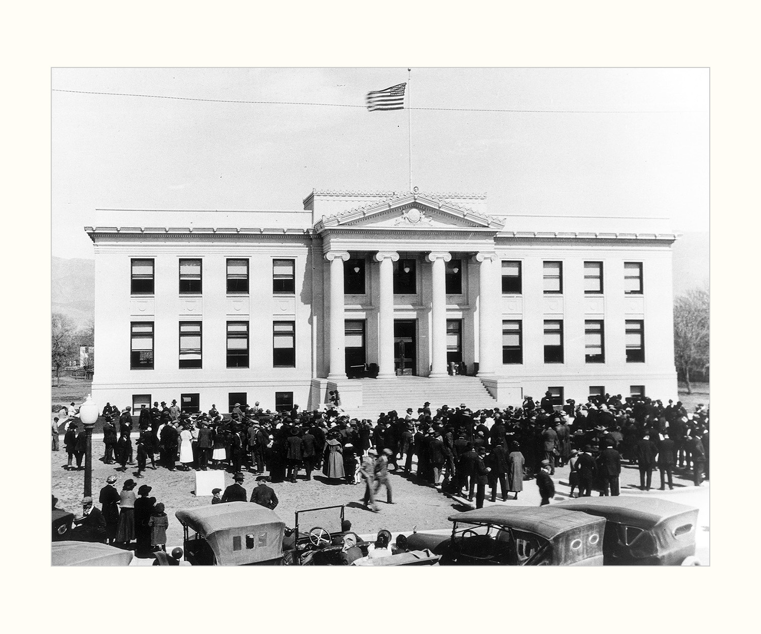 California Courthouses: Inyo County