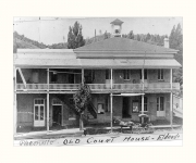 California Courthouses: El Dorado County