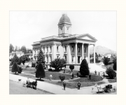 California County Courthouses: Marin
