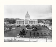 California County Courthouses: San Francisco City Hall