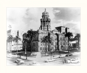 California County Courthouses: San Joaquin