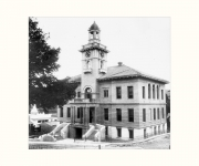 California County Courthouses: Tuolumne