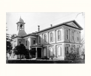 California County Courthouses: Tehama
