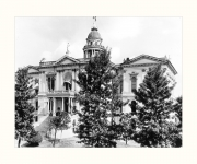 California County Courthouses: Tulare