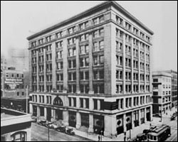 The court was located in the Wells Fargo Building,  85 Second Street, San Francisco, from 1908 to 1923.