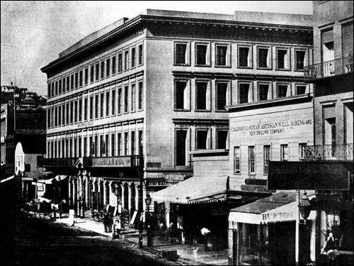 The Montgomery Block (1878)