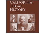 California Legal History 2014